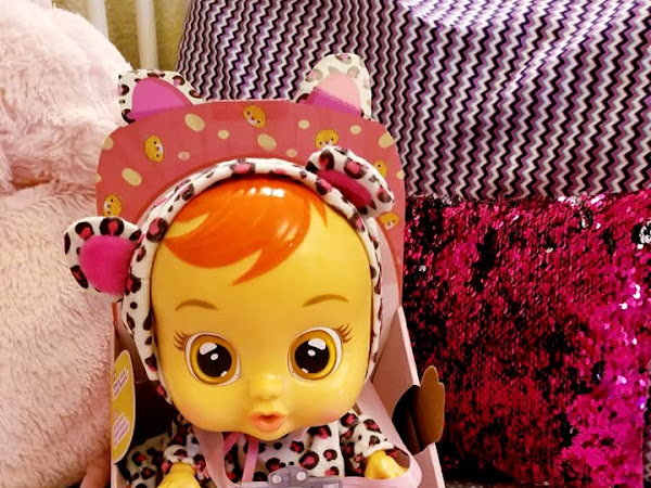 Hot Holiday Toy Alert! Cry Babies: The Doll that Cries Real Tears! #MBPHGG18