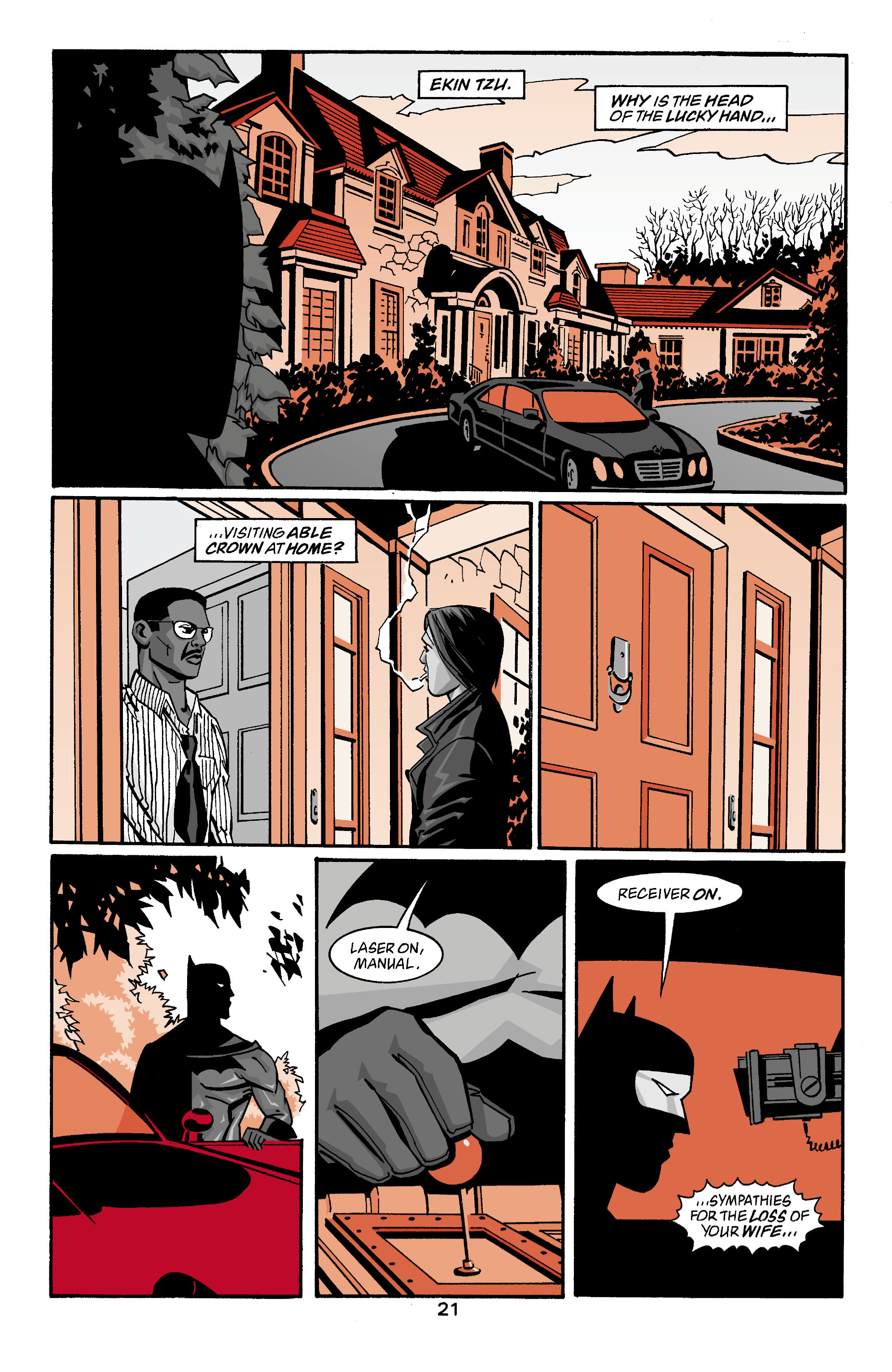 Detective Comics (1937) 744 Page 21