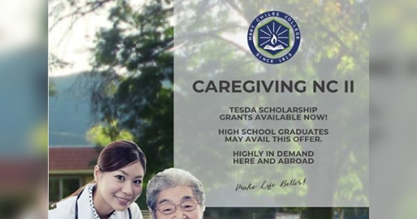CAREGIVING NC II In-demand in Abroad (STUDY FOR FREE)