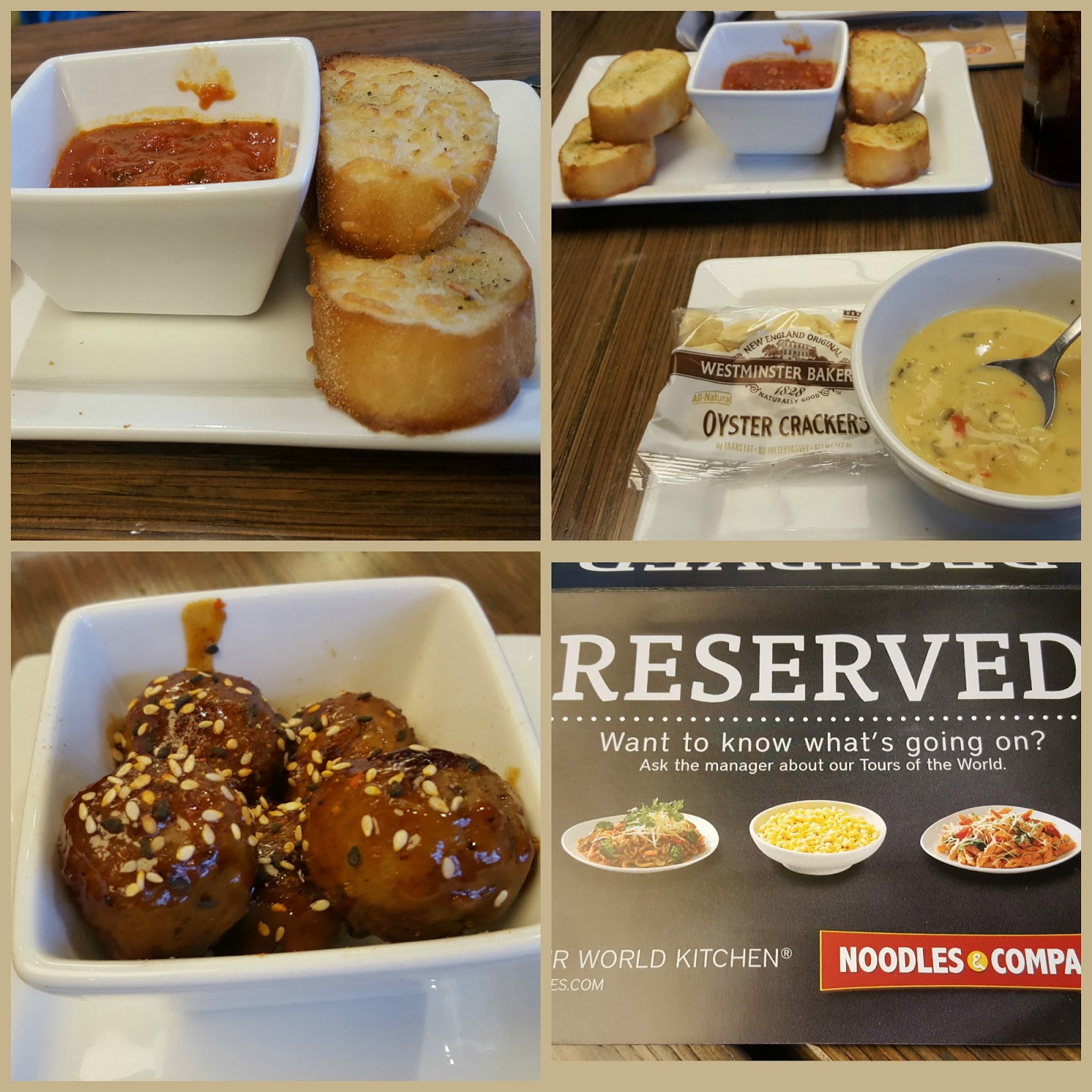 restaurant review: new dishes at noodles & company, novi
