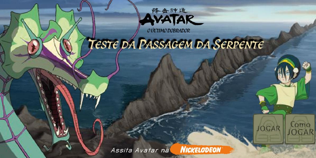 Avatar – Teste da Passagem da Serpente