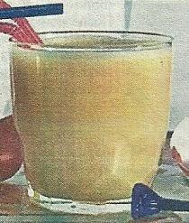 Продукты и способ приготовления напитка гоголь-моголь
