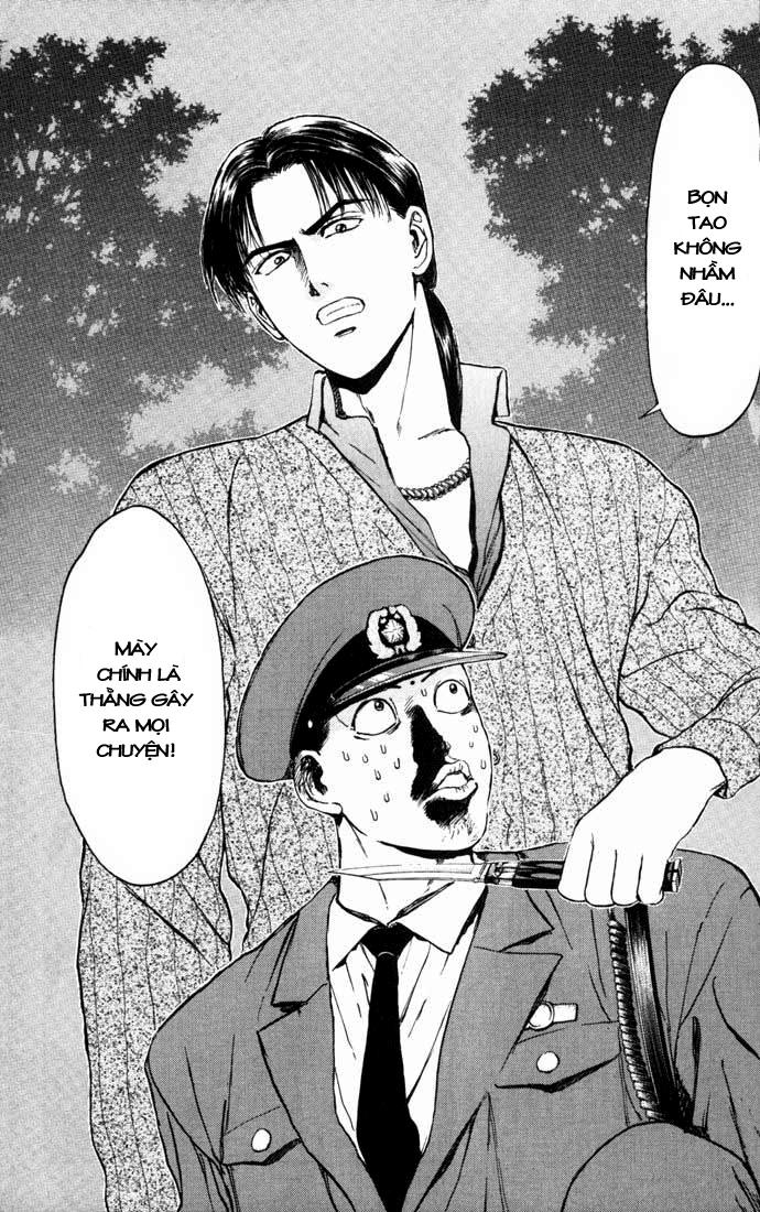 Psychometrer Eiji chapter 52 trang 22