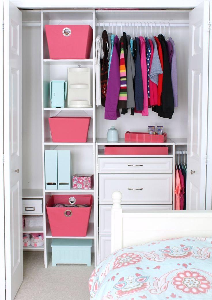 Home kids inspiraci n y creatividad como organizar for Closet para espacios pequenos