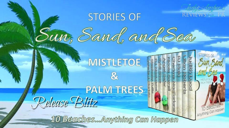 Release Blitz Sun Sand Sea Mistletoe Palm Trees The Pen Muse