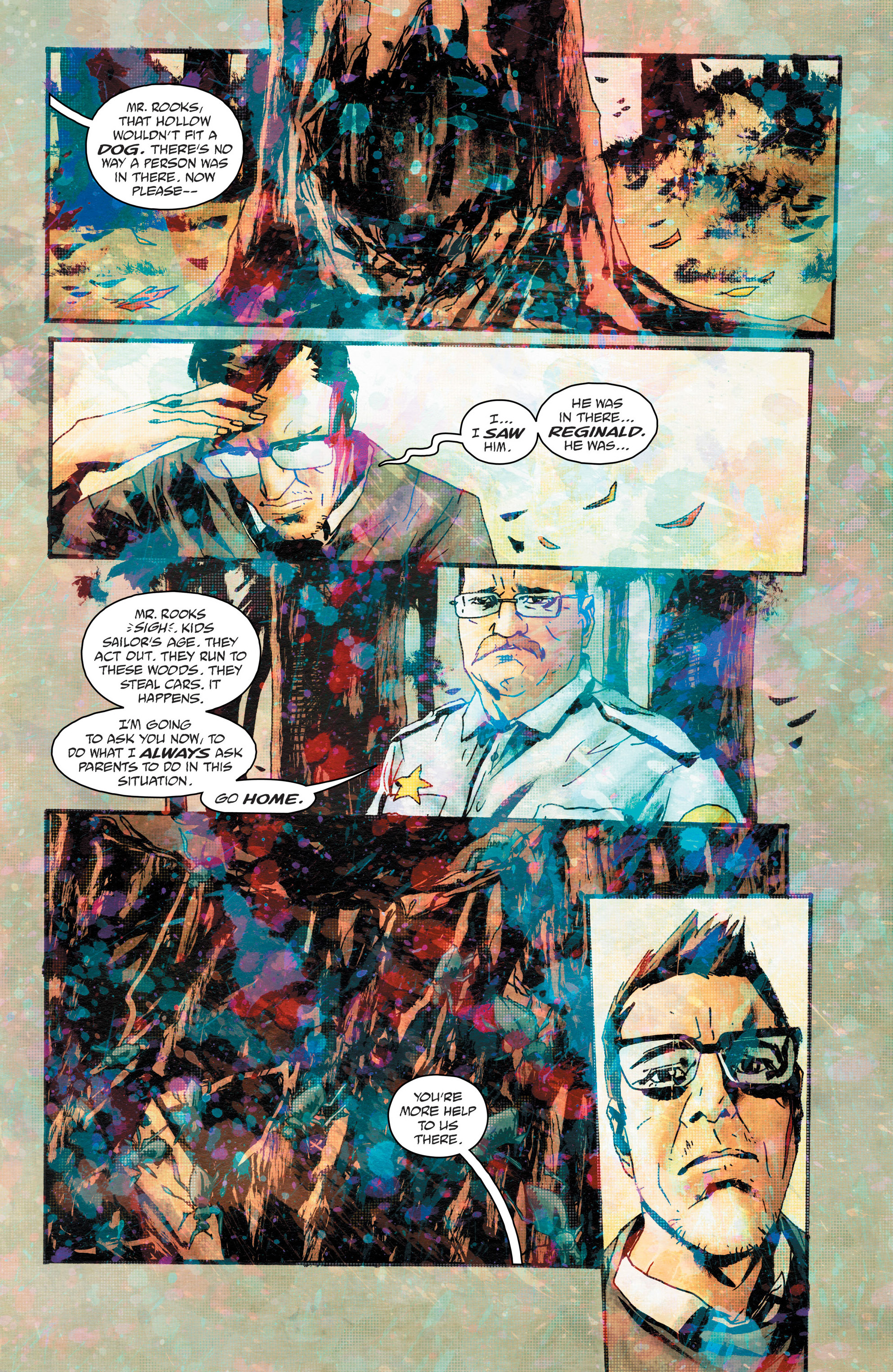 Read online Wytches comic -  Issue #3 - 17