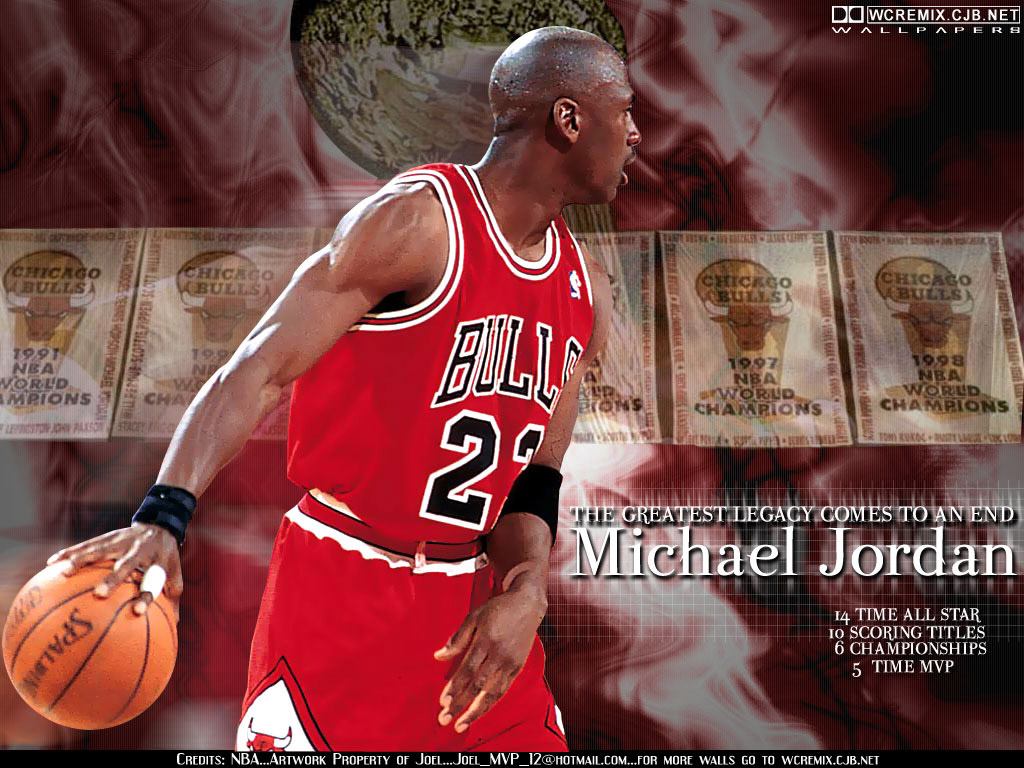 Michael Jordan Jersey Wallpaper: Michael Jordan Wallpapers-Nba Wallpapers