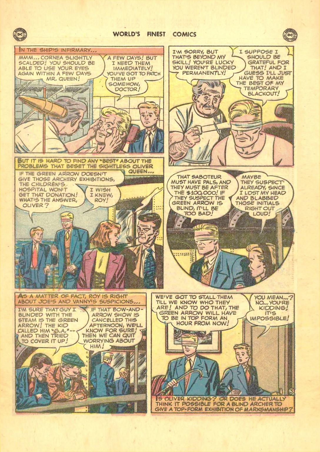 Read online World's Finest Comics comic -  Issue #50 - 19