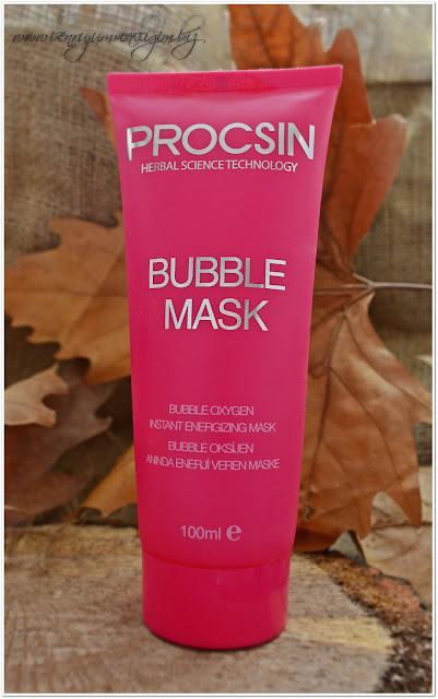 procsin bubble mask kullanıcı yorumlar