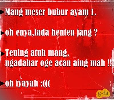 Gambar Kata Kata Lucu Gokil Bahasa Sunda » Notepad