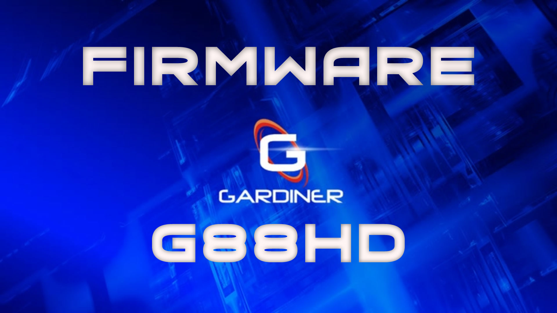 Download Firmware Receiver Gardiner Ottimo G-88HD SW Update Terbaru