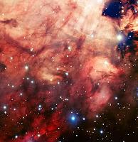 Omega Nebula Messier 17