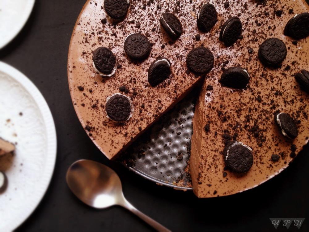 Tarta Queso, Nutella, Oreo