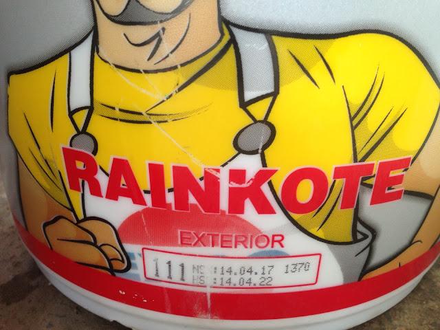 son mau trang rainkote