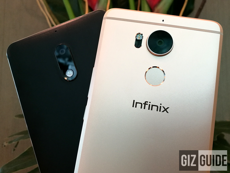 Nokia 6 Vs Infinix Zero 4 - Camera Comparison