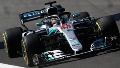Spanyol Nagydíj - Hamilton nyerte a harmadik szabadedzést
