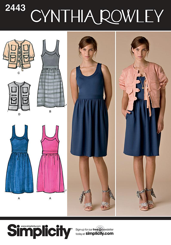 Cynthia Rowley Knit Dresses