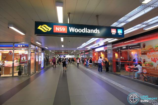 Woodlands Singapore