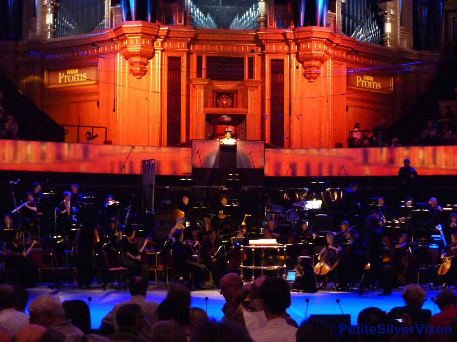 Orchestra Tuning Up | PetiteSilverVixen