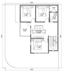 Desain Terbaru Rumah Minimalis Sederhana Lokasi Pojok Paling Nyaman Ditempati 1