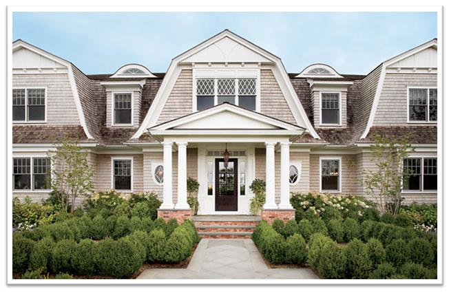 A serene life for me designer profile alexa hampton - Hamptons beach house interior design ...