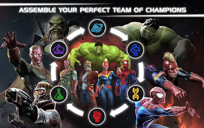 arvel Contest of Champions MOD APK + DATA4