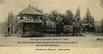 """Koleksi Foto Tempo Dulu """"Kehidupan Raja dan Puri di Bali"""