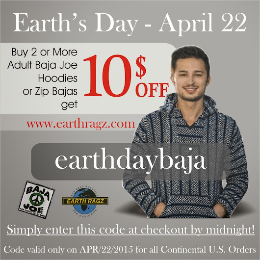 Earth's Day with Earth Ragz
