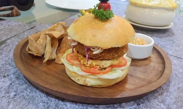 Tatva Jain Burger