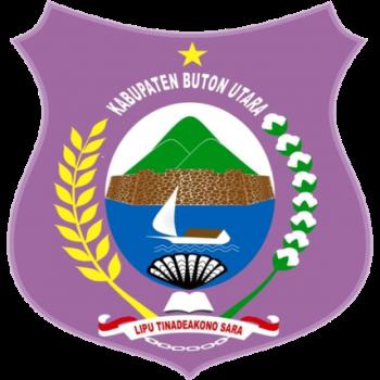 Logo Kabupaten Buton Utara PNG