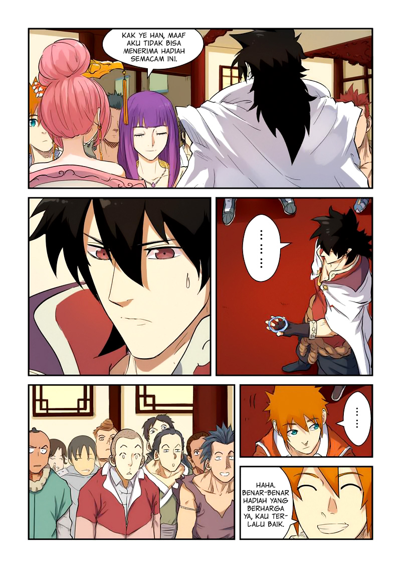 Tales of Demons and Gods Chapter 139