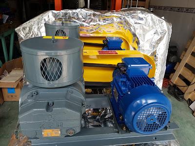 máy thổi khí kfm chính hãng