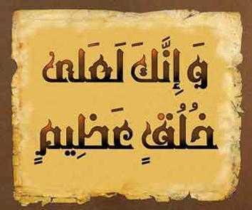 مقال وبحث عن :: ما هي مظاهر الإنسانية في الإسلام ..!؟