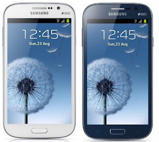 Cara Instal Ulang Samsung Galaxy Grand Duos GT-I9082 Via Odin - Mengatasi Bootloop