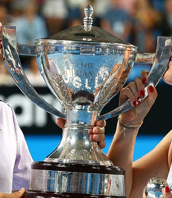 Hopman Cup, Federer historic 3 titles, past champions, winners list