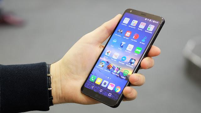 Handphone LG G6