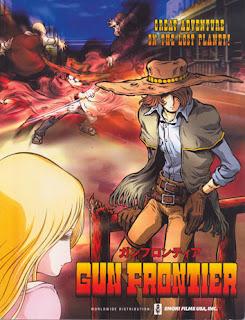 assistir - Gun Frontier - online