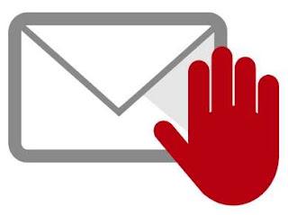 Cara blokir email pada gmail