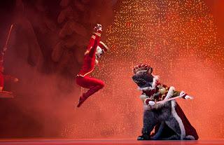 CASCANUECES por Ballet de Santiago