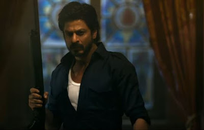 Shahrukh Khan Images & Looks In Raees Film