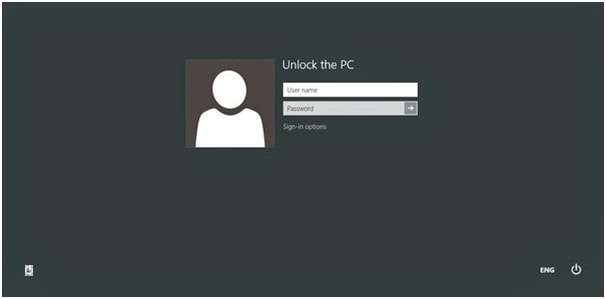 Cara Mengatur Login Windows 8 Dengan UserName Dan Password Saat Lock Screen