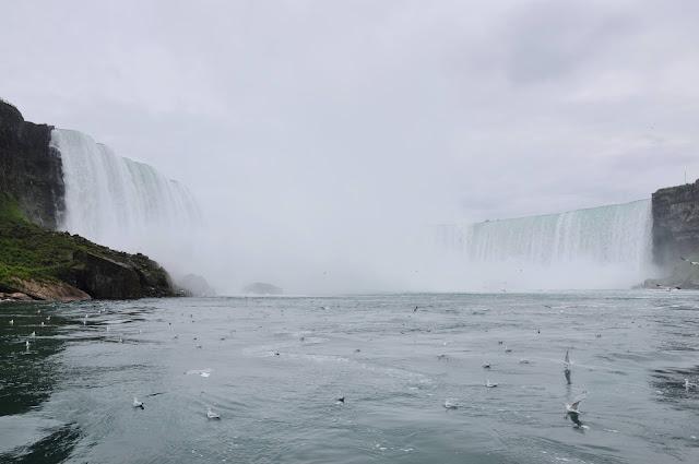 Horseshoe Falls @ Niagara Falls, Ontario, Canada