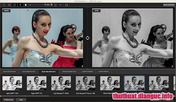 Download DxO FilmPack 5.5.18 Build 582 Elite Full Cr@ck – Phần mềm mô phỏng phim