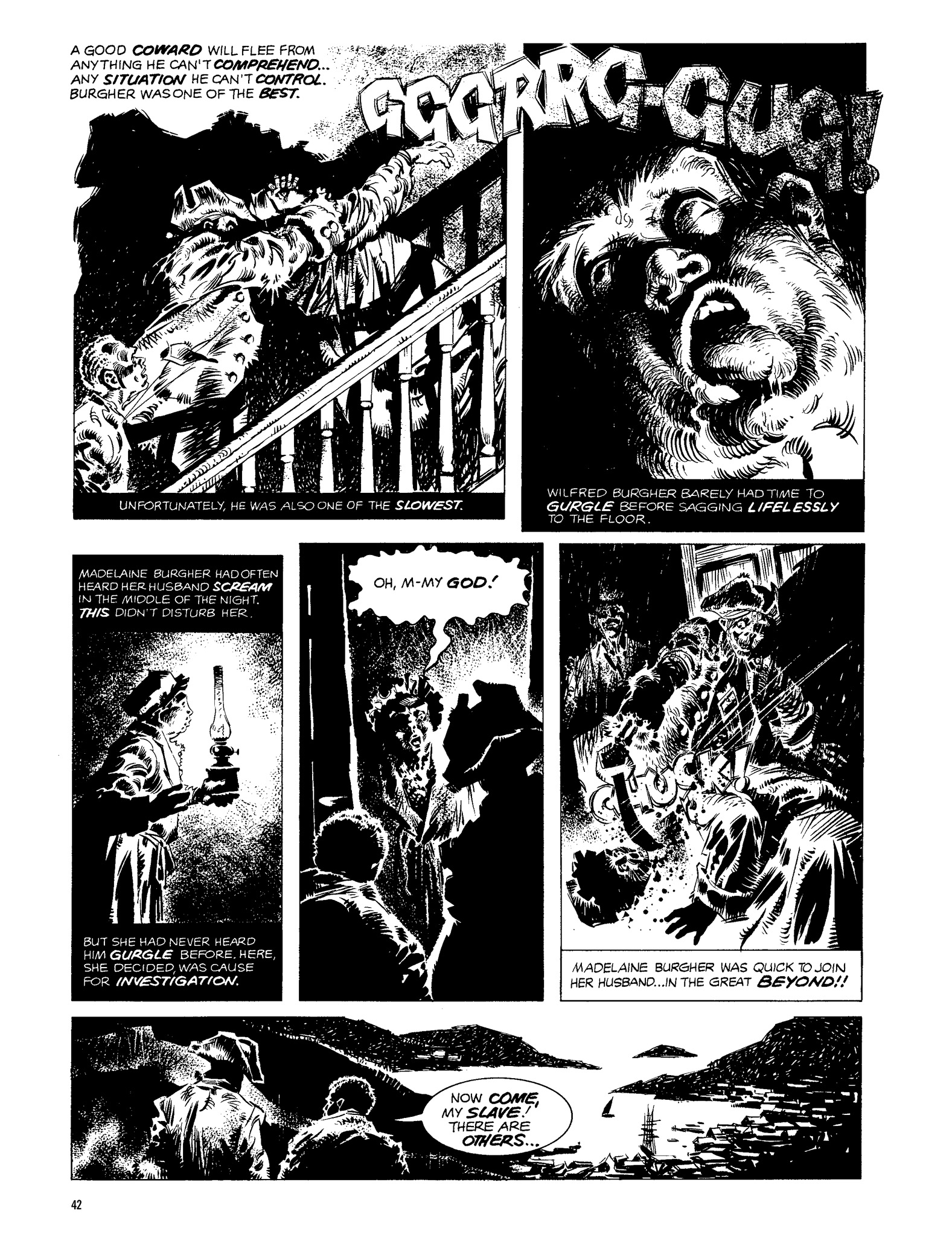 Read online Eerie Archives comic -  Issue # TPB 13 - 43