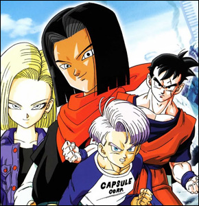 Dragon Ball Z Especial TV 02 - Los dos guerreros del futuro: Gohan y Trunks