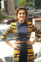 Taapsee Pannu looks super cute at United colors of Benetton standalone store launch at Banjara Hills ~  Exclusive Celebrities Galleries 079.JPG