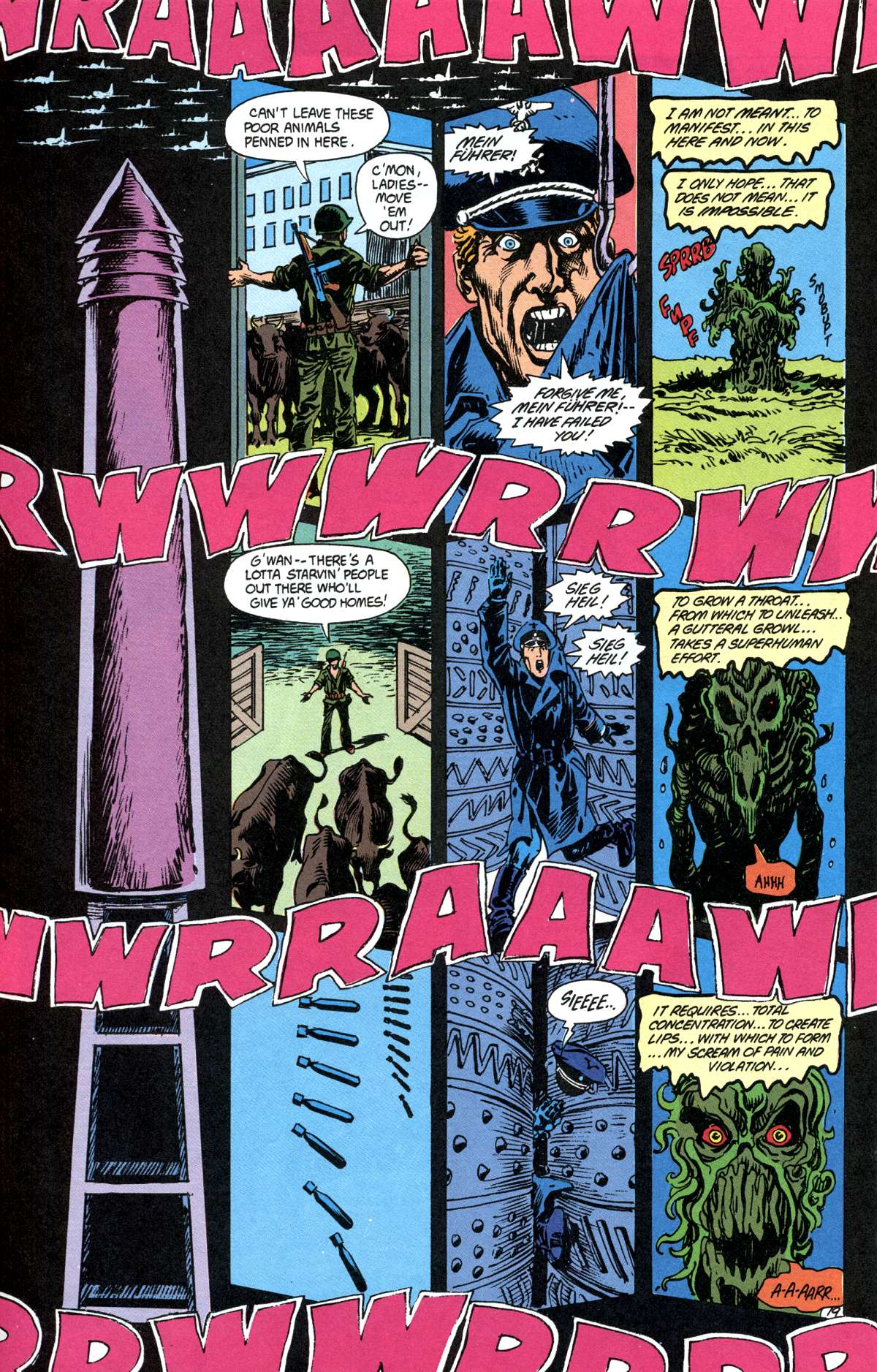Swamp Thing (1982) Issue #82 #90 - English 20