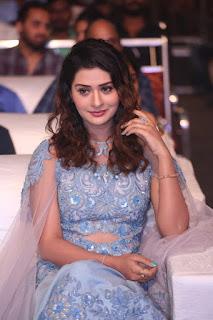Actress Payal Rajput Beautiful Stills at Disco Raja Movie Pre-Release Event