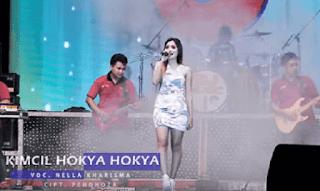 Lirik Lagu Kimcil Hokya Hokya - Nella Kharisma