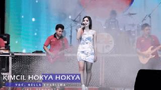 Lirik Lagu Kimcil Hokya Hokya (Dan Artinya) - Nella Kharisma